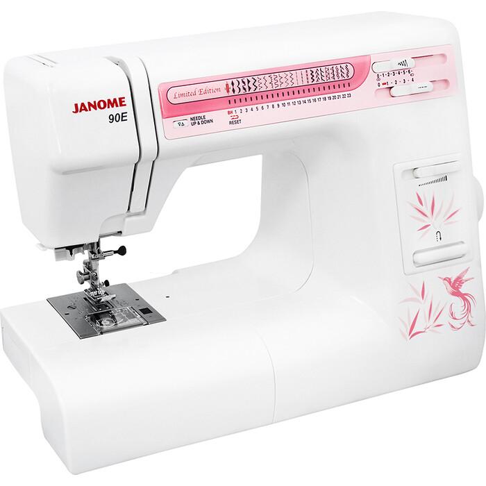 Швейная машина электромеханическая Janome 90E