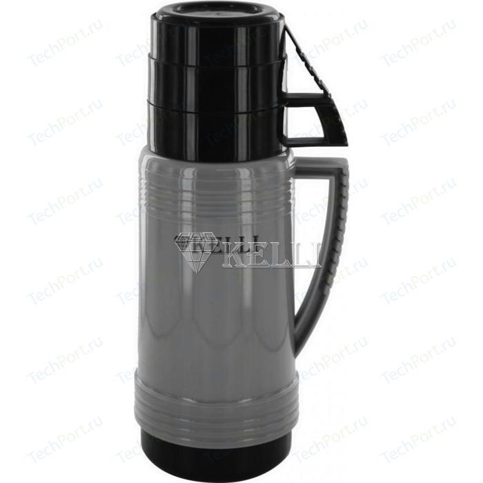 Термос 1,8 л Kelli KL-0946 кофейный