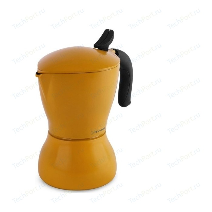 Гейзерная кофеварка 0,45 л Rondell Sole RDS-1116