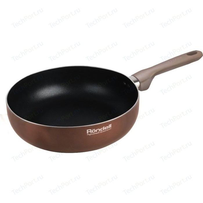 Сковорода Rondell d 24см Impressia Bronze RDA-1153