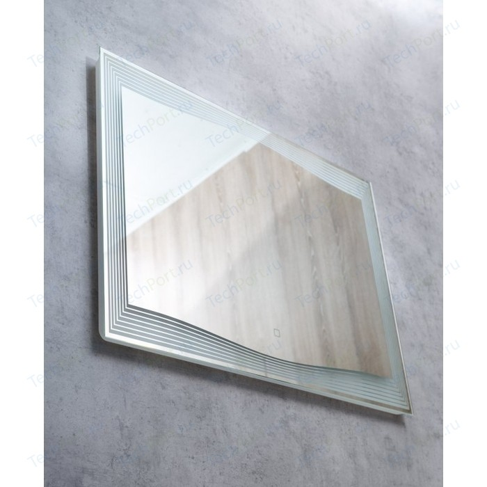 Зеркало BelBagno 80х80, с подсветкой (SPC-LNS-800-800-LED-TCH)