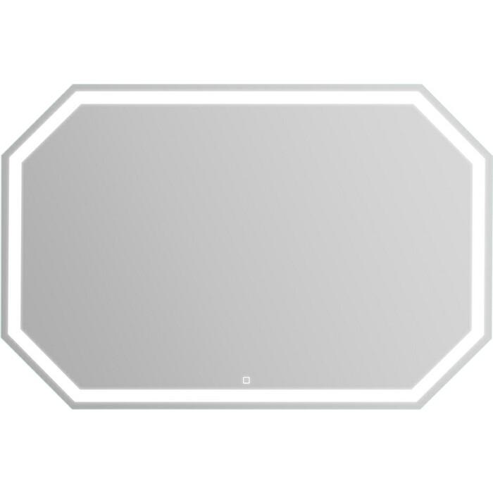 Зеркало BelBagno 120х80, с подсветкой (SPC-OTT-1200-800-LED-TCH)