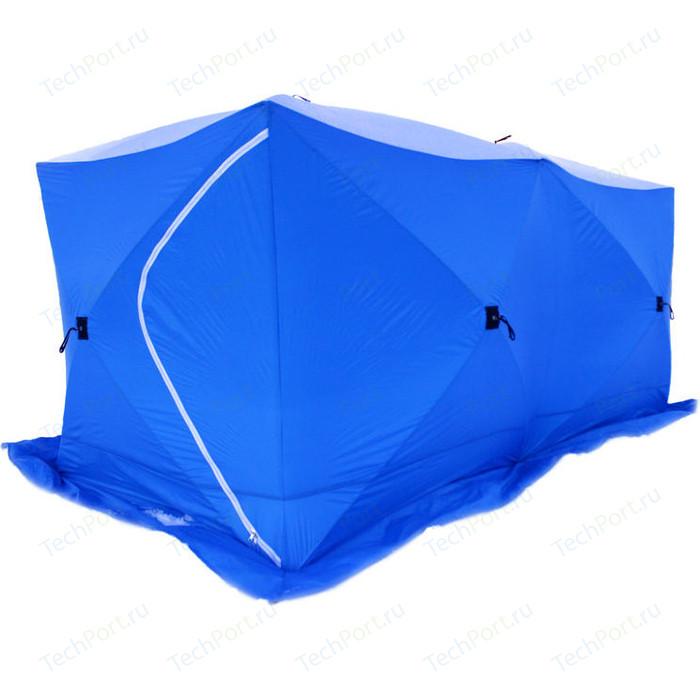 цена на Палатка для зимней рыбалки Стэк Куб-3 трехслойная Дубль