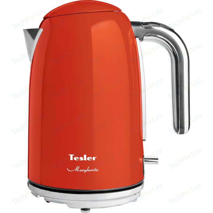 Чайник электрический Tesler KT-1755 Orange