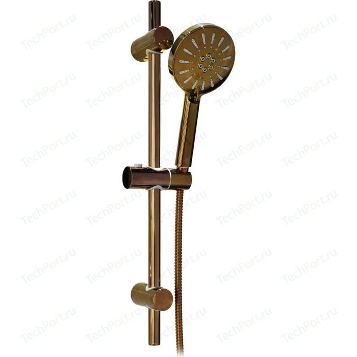 Душевой гарнитур Bien Hermes розовое золото (BD24031210)