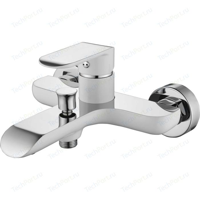 Смеситель для ванны Bien Due хром-белый (BB01006402)