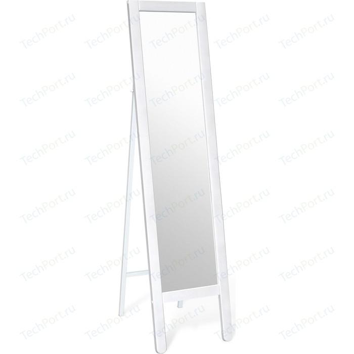Фото - Зеркало напольное Sheffilton Альберо SHT-M1 беленый вешалка sheffilton альберо sht cr11 венге алюм мет