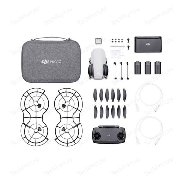 Радиоуправляемый квадрокоптер DJI Mavic Mini Fly More Combo RTF 2.4G - 6958265192784