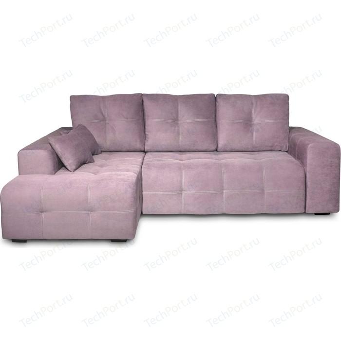 Угловой диван DИВАН Неаполь левый (Verona 769 rose) арт 80365653
