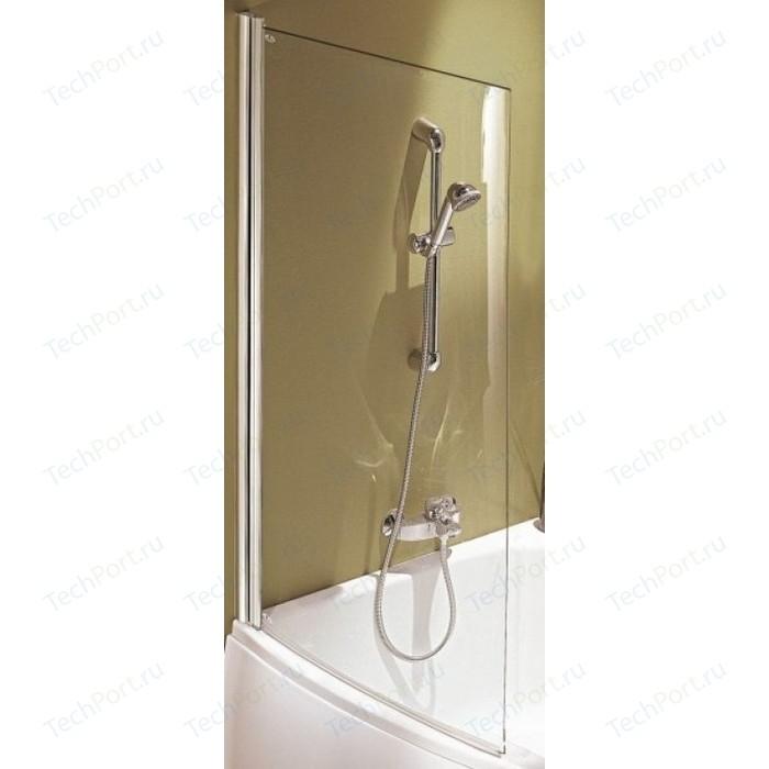 Шторка на ванну Jacob Delafon Micromega Duo реверсивная сияющий хром (E4910-GA)