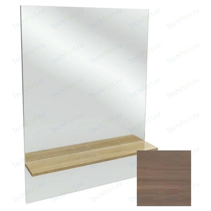 Зеркало Jacob Delafon Struktura 79х2х107,2 ореховое дерево (EB1213-E16)