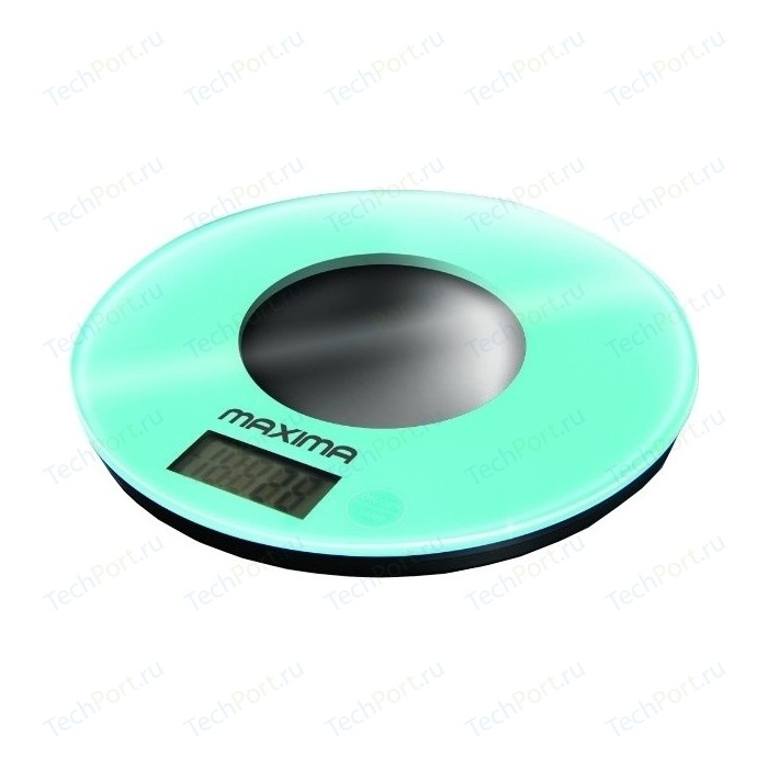 Весы кухонные MAXIMA MS-067 (мятный)