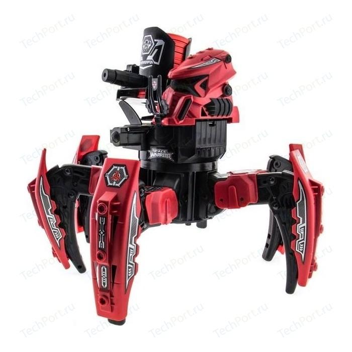 Радиоуправляемый боевой робот-паук Keye Toys Space Warrior, лазер, диски, 2.4G - KT-9005-1R