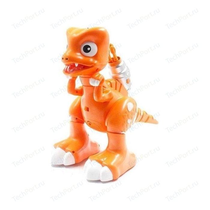 Радиоуправляемый динозавр Feilun звук, свет, вода, стрельба - FK603A