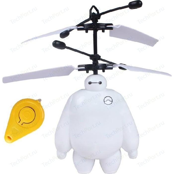 Радиоуправляемый надувной медицинский робот Robocar Poli Бэймакс - 6606