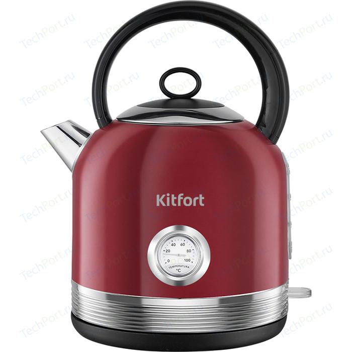 Чайник электрический KITFORT KT-682