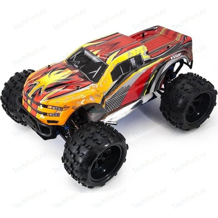Фото - Радиоуправляемый монстр HSP Savagery Nitro 4WD RTR масштаб 1:8 2.4G - 94972-97292 радиоуправляемый монстр hsp kidking pro 4wd rtr масштаб 1 16 2 4g