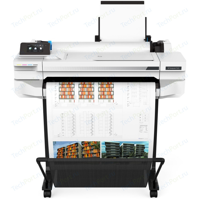 Плоттер HP Designjet T525 24