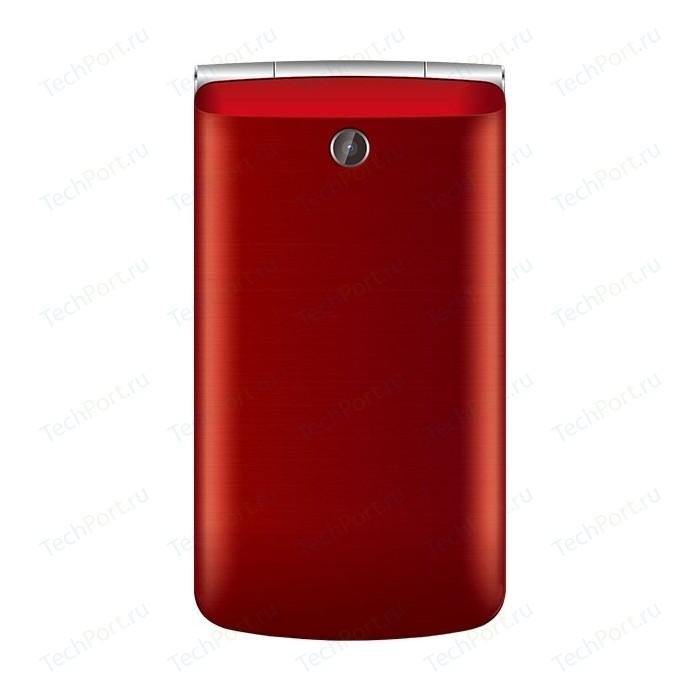 Мобильный телефон TeXet TM-404 красный texet tm b226 черный красный мобильный телефон