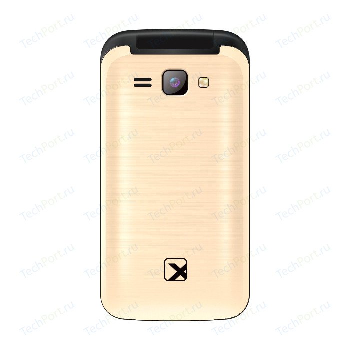 Мобильный телефон TeXet TM-204 шампань мобильный телефон texet tm 101 черный