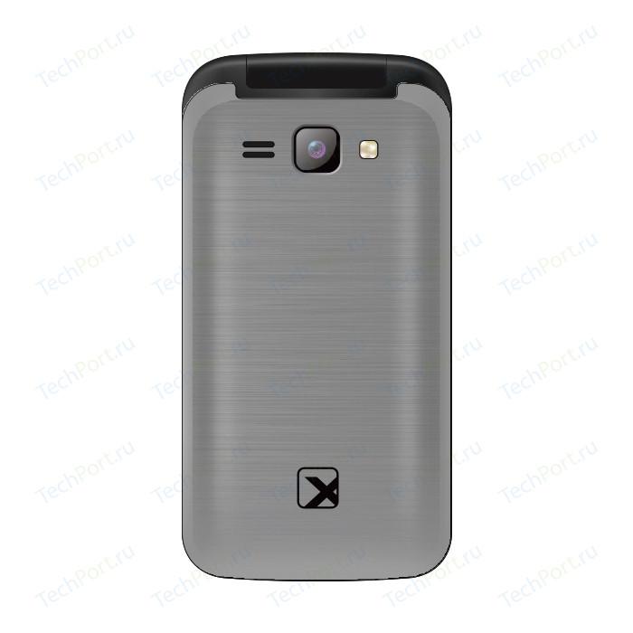 Мобильный телефон TeXet TM-204 антрацит телефон texet tm 204 черный