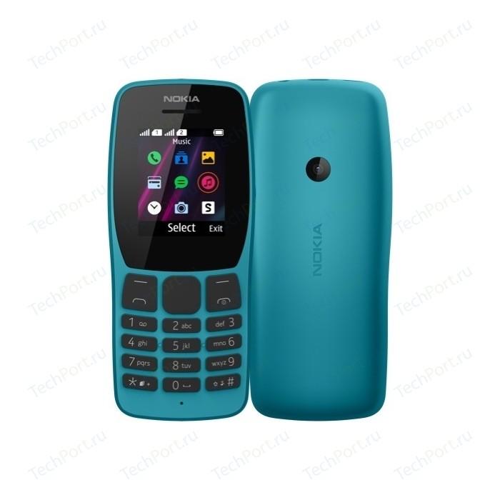 Мобильный телефон Nokia 110 2019 (TA-1192) blue