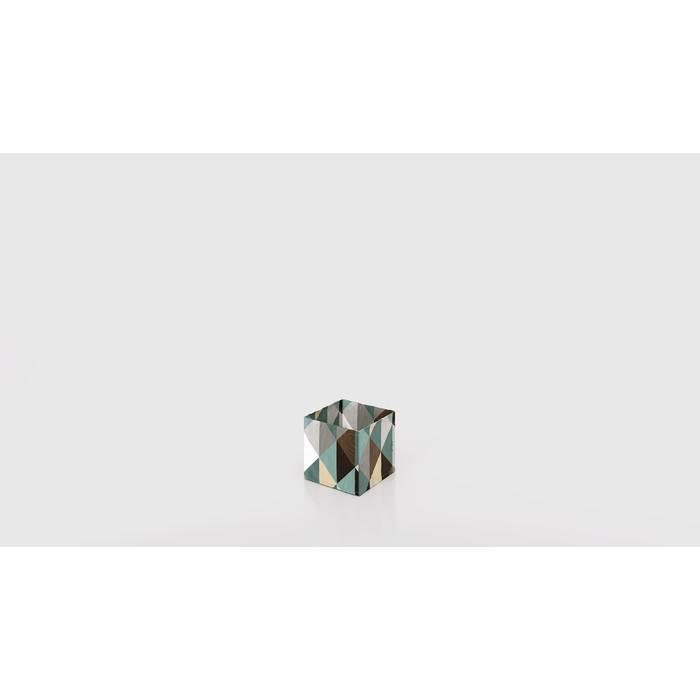 Коробка СКАНД-МЕБЕЛЬ КРС цветная Стокгольм белый глянец
