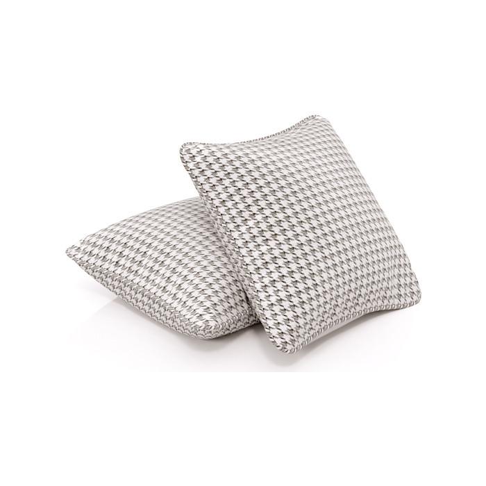 Подушка СКАНД-МЕБЕЛЬ Для кровати Стокгольм капучино малая