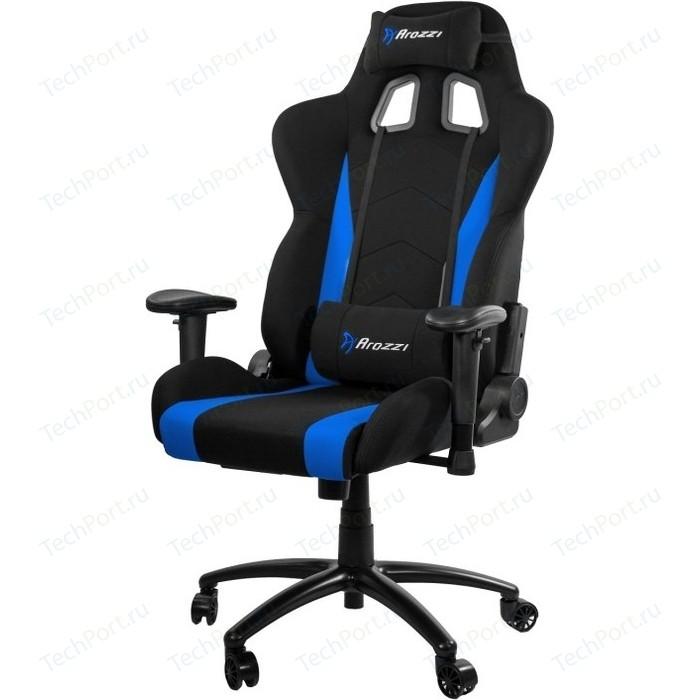 Компьютерное кресло Arozzi Inizio fabric blue