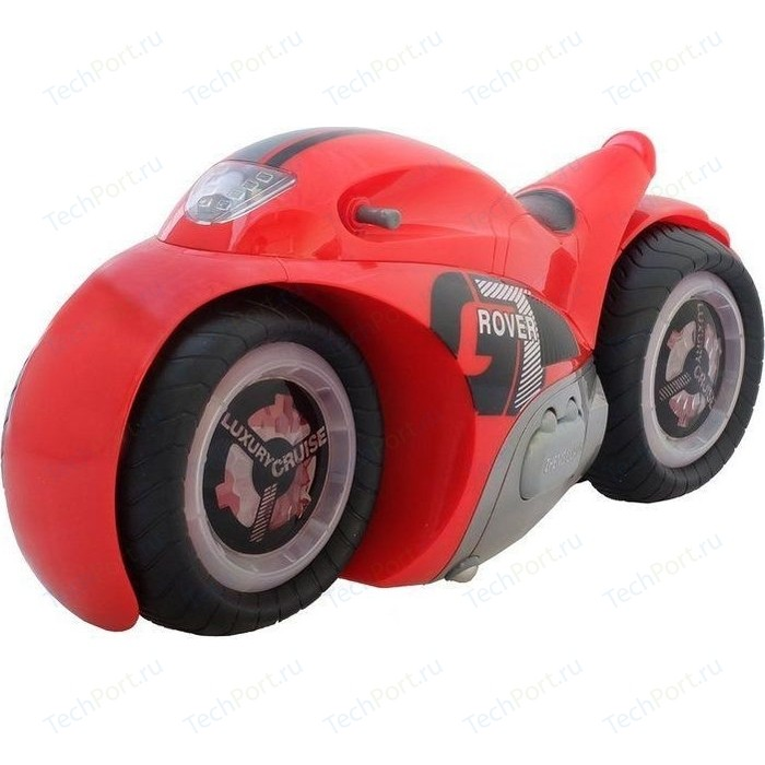 Радиоуправляемый мотоцикл-перевертыш Zhengguang GT-ROVER масштаб 1/12 RTR 2.4G (красный) - UD2189A-R