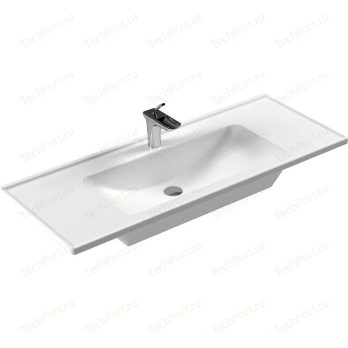 Раковина мебельная Serel 46х120см белая (3039)