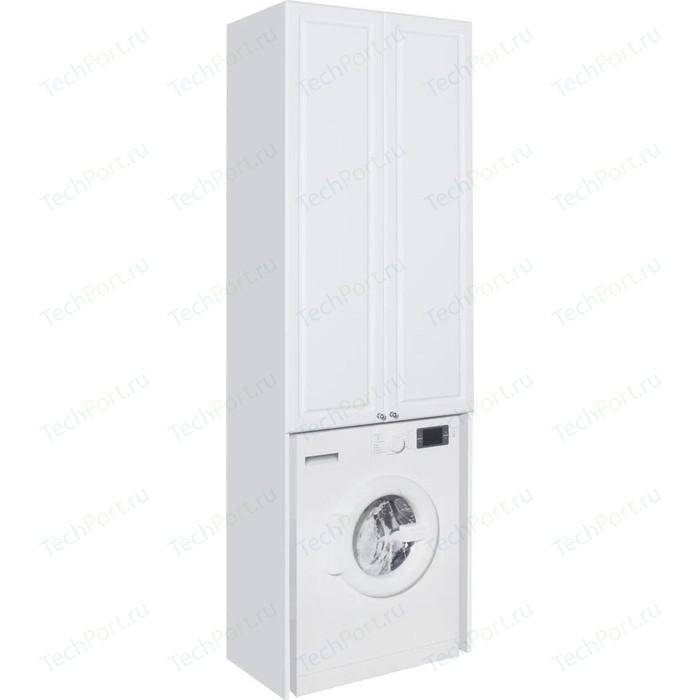 Шкаф Style line Эко 68 над стиральной машиной, белый (2000949233802)