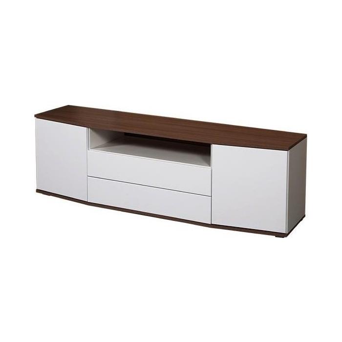 Тумба Олимп 46 (набор мебели Донна) ясень шимо темный / ДВПО белый ПВХ глянец снег