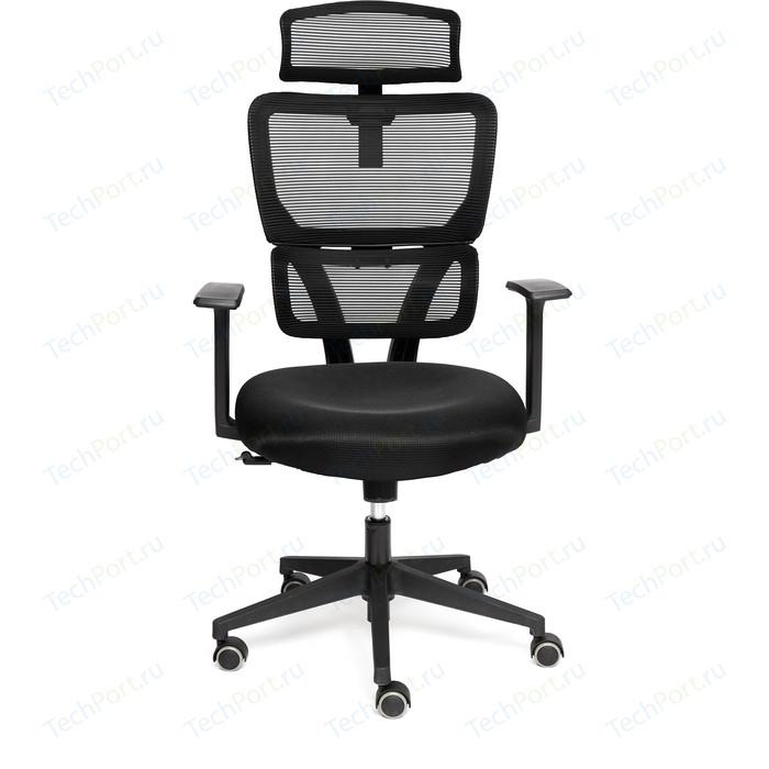 Кресло TetChair Mesh-5 ткань черный