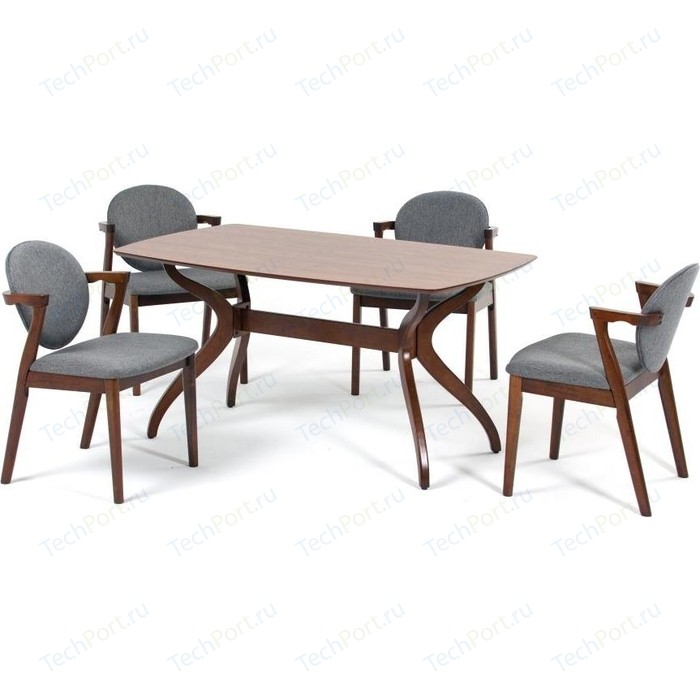 Стол обеденный EcoDesign PINANG LWM(PR)15908K