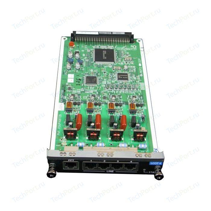 Акс. Panasonic KX-NCP1180X акс panasonic kx ncp1172xj