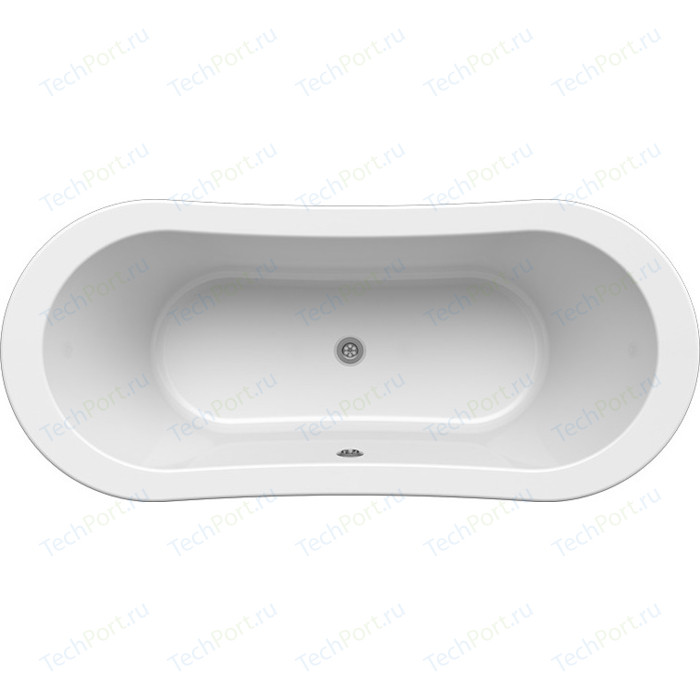 Акриловая ванна Radomir Орли 170х74,5 на ножках, слив-перелив, хром (1-01-2-0-1-143) орли косметика