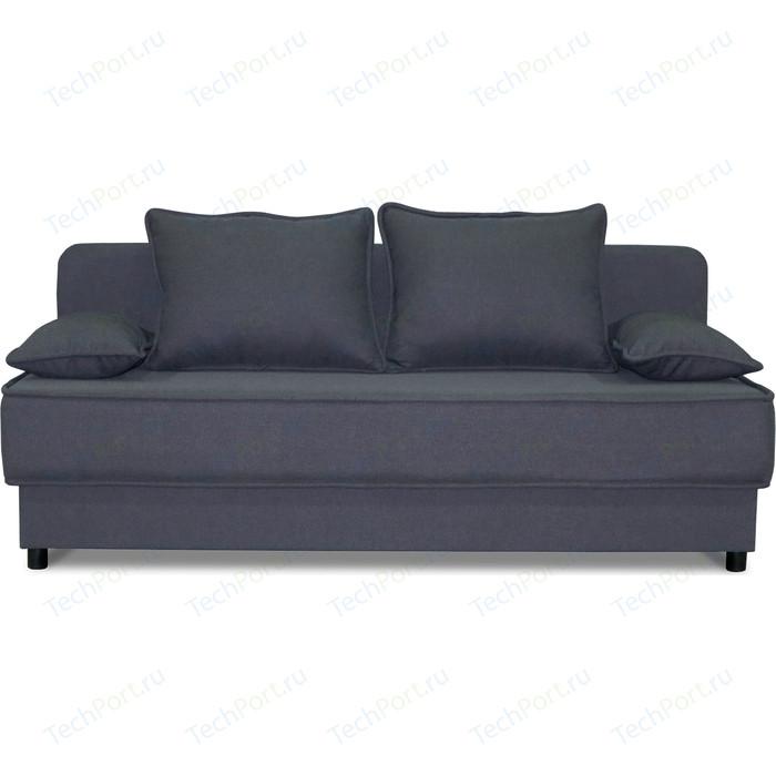 Диван прямой Шарм-Дизайн Уют серый диван прямой шарм дизайн уют латте