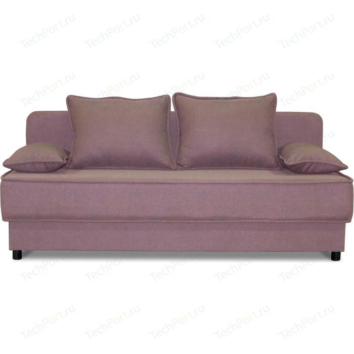 Диван прямой Шарм-Дизайн Уют латте диван прямой шарм дизайн уют латте