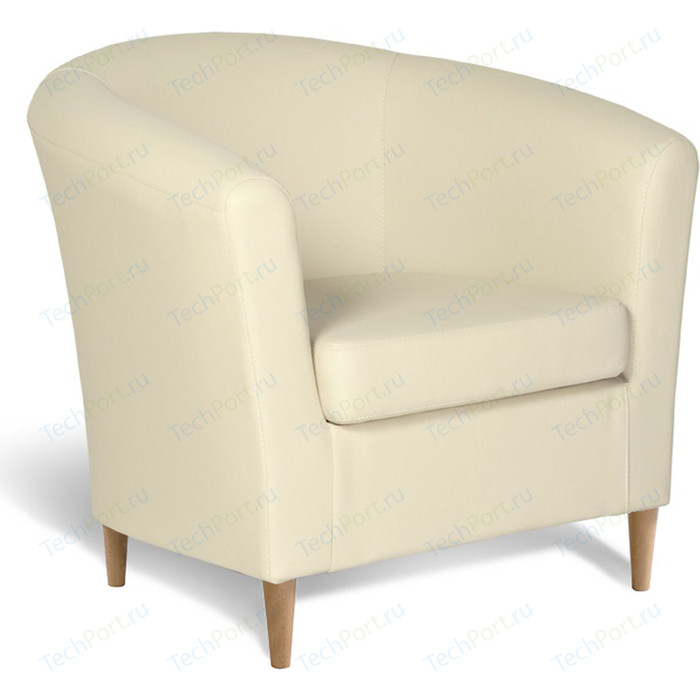 Кресло Шарм-Дизайн Евро лайт экокожа беж