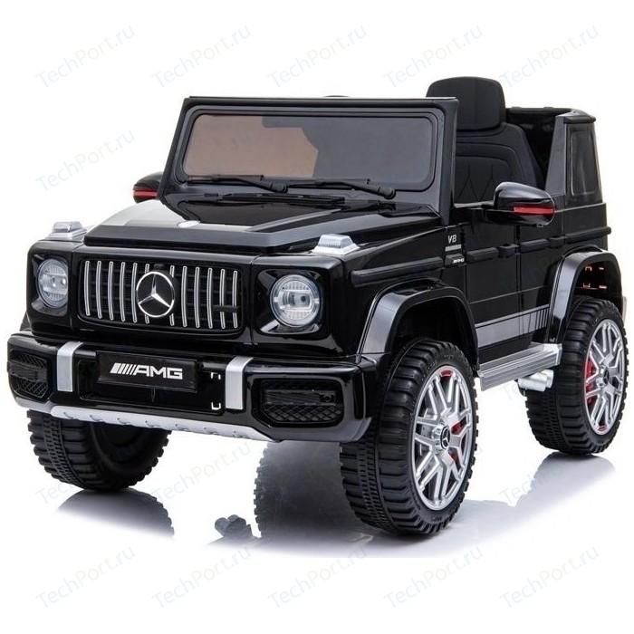 Электромобиль BBH Mercedes-Benz G63 AMG Black 12V - BBH-0002