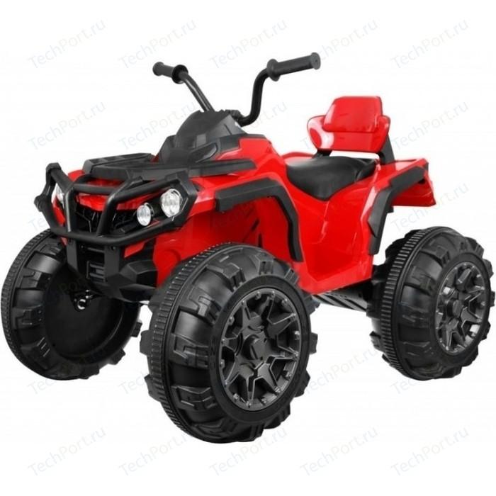 Детский квадроцикл BDM Grizzly ATV 4WD Red 12V с пультом управления - BDM0906-4