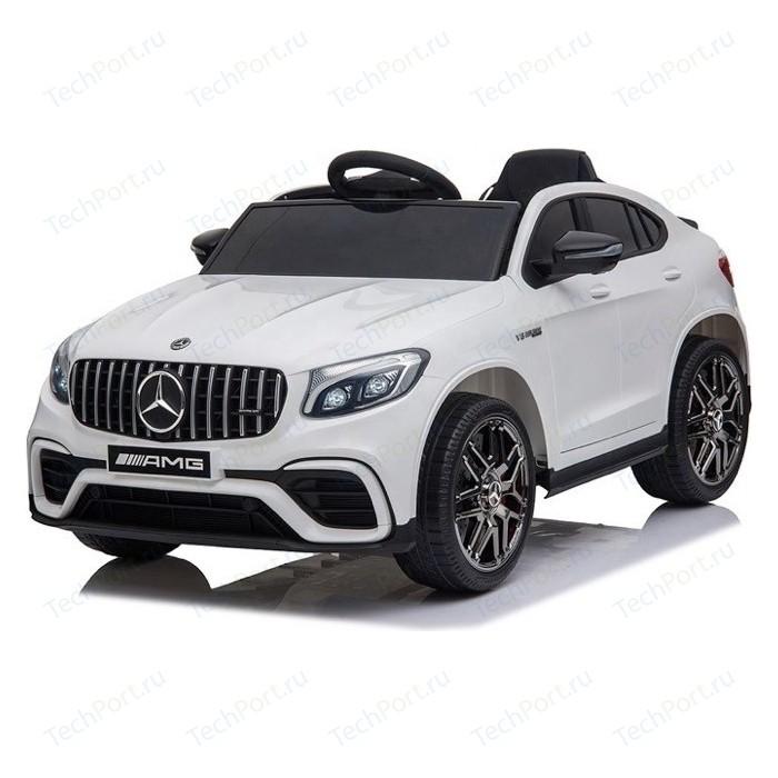 Электромобиль CENNAM Mercedes-Benz GLC 63 AMG White 12V - QLS-5688