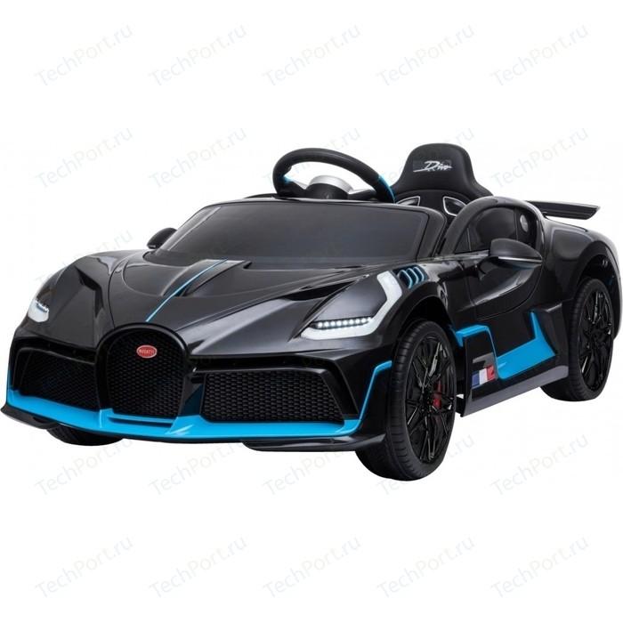 il divo brasília Детский электромобиль Harley Bella Bugatti Divo 12V - BLACK - HL338
