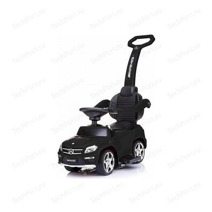 Детский электромобиль - каталка Hollicy Mercedes GL63 AMG Black LUXURY SX1578H