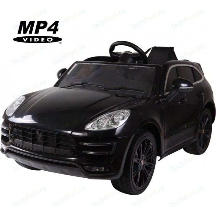 Электромобиль Hollicy Porsche Cayenne Style MP4 - SX1688-BLACK
