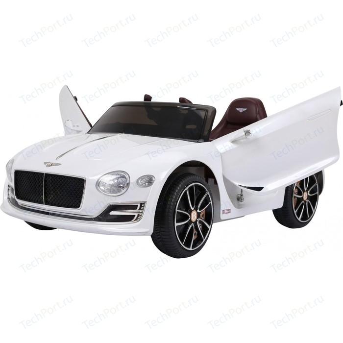Детский электромобиль Little Sun Bentley EXP12 White 12V - JE1166