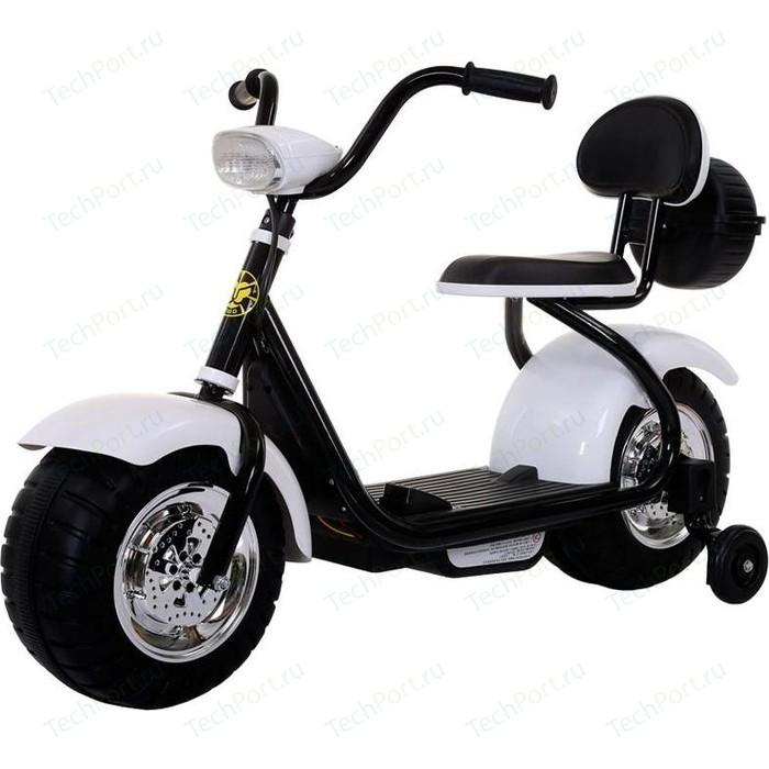Детский электромотоцикл QIKE CityCoco - QK-306-WHITE