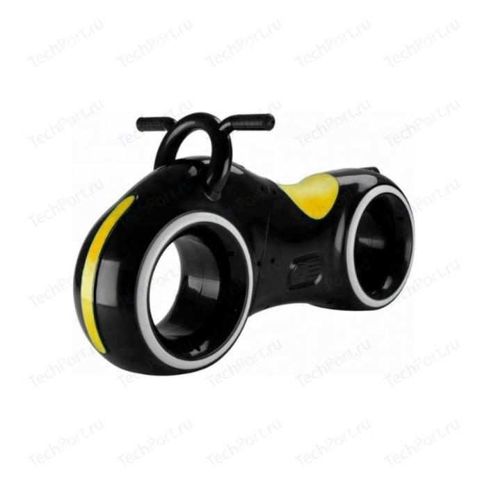Фото - Беговел Star One Scooter - DB002-BLACK-YELLOW беговел 700kids a1 сompetitive small scooter черно желтый cr02a