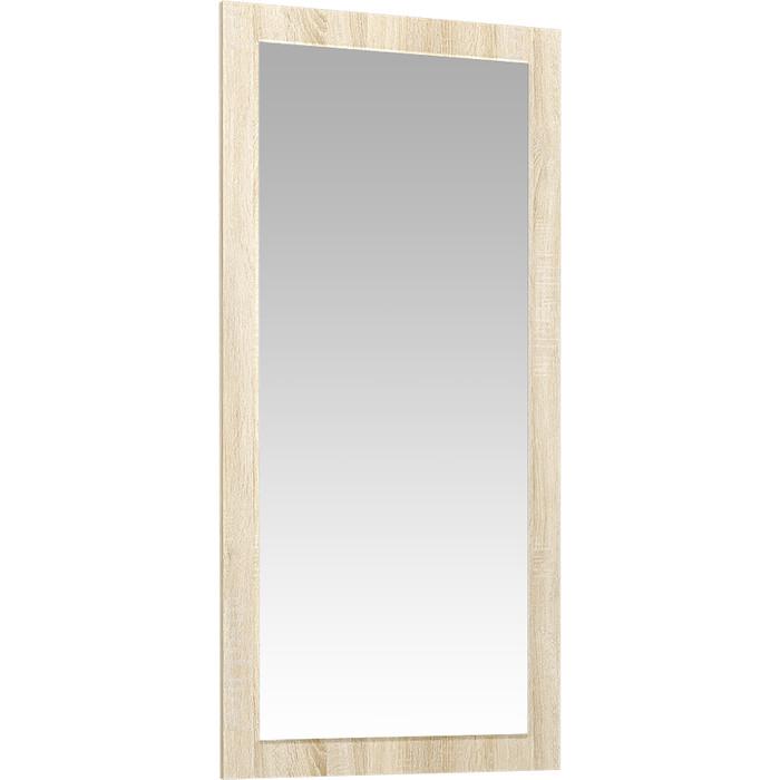 Зеркало Сильва НМ 040.49 оливия дуб сонома/белое дерево